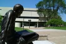 Geisler statue