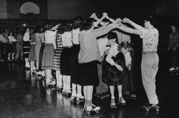 1940 dance