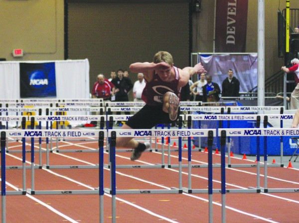 Eric Larson earned the second-most points in Division III history, leading the Dutch to a ninth-place team finish.