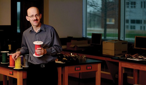 Understanding the sciences is not always an easy task, but Viktor Martisovits, associate professor of physics, is on a mission to help students discover and appreciate the vast world of physics.