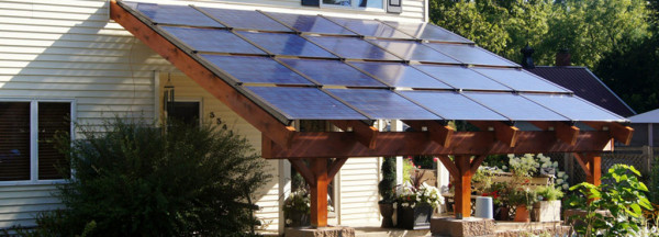 Solar Modules From Silicon Energy Are Designed To Fit Into A Structureu0027s  Design.