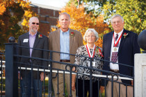 2015 Alumni Award winners