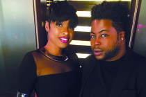 Singing for Jennifer Hudson is just one of Chris Weaver's musical successes.