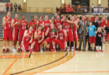 Central earned its second league men's basketball tournament title in the past three years.