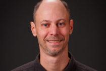 Associate professor of art Matthew Kelly.