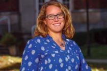 '99 grad leads community impact programs for IT giant.