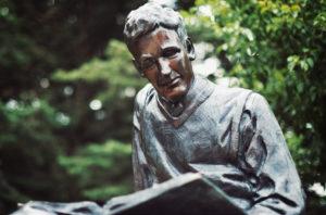 Sculpture of Harold Geisler