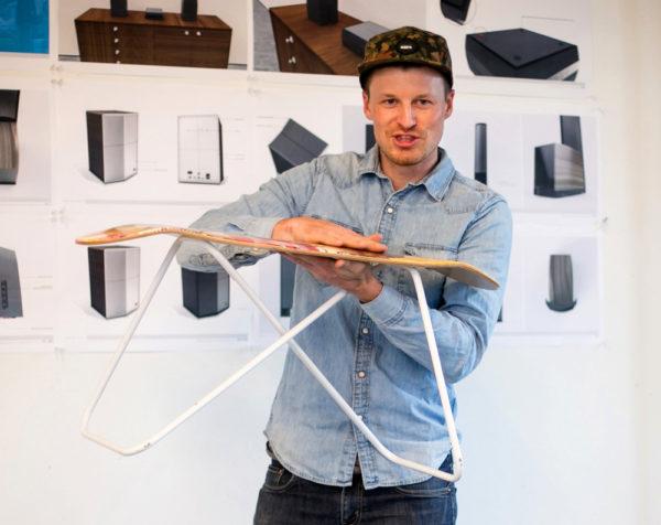 Brian Franson creates a variety of useful designs at KEM Studio.