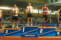Will Daniels '20 captured the NCAA Division III heptathlon crown while teammate Ryan Kruse '18 placed third. Daniels also secured seventh in the high jump, giving the Dutch a tie for ninth in national team standings.