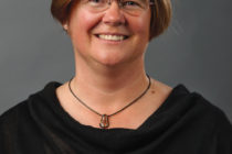 Mary E.M. Strey, Central's vice president of academic affairs and dean of faculty