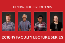 2018-19 Faculty Lecture Series