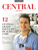 Cover of the Fall 2018 issue of Civitas