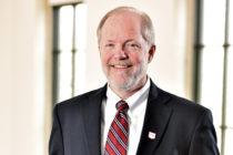 Central College President Mark Putnam