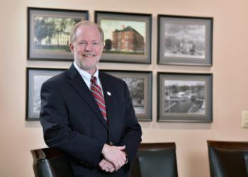 Mark Putnam, Central College President