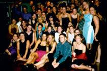 Vandon House residents on their fancy night out. Photo courtesy of Sara Richardson Perez '02.